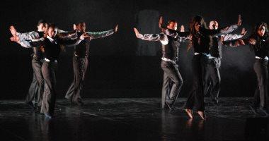 """فرقة الرقص المسرحى تقدم """"أعمق مما يبدو على السطح"""" بمسرح الجمهورية"""