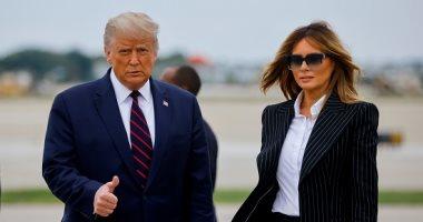 ترامب وبايدن يصلان كليفلاند لإجراء أولى مناظرة رئاسية.. صور