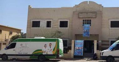 الكشف على 1505 حالات بقافلة طبية بقرية أسمنت فى مركز أبو قرقاص بالمنيا