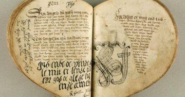 """هل سمعت من قبل عن """"كتاب القلب""""؟.. الرومانسية فى القرن الـ 16"""