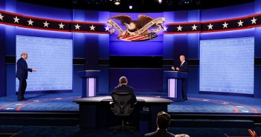 صور.. الفوضى تعم المناظرة الرئاسية الأولى بين ترامب وبايدن.. المرشح الديمقراطى يصف دونالد بالمهرج ويطالبه بوقف الثرثرة.. والرئيس الأمريكى: لا يوجد شيئا ذكى بشأنك.. والمنسق: سأرفع صوتى إذا لم تتوقفا عن المقاطعة