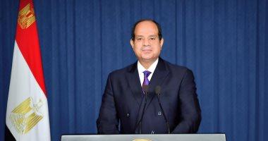 الرئيس السيسي: مصر وضعت نظم فعالة لصون الطبيعة والبيئة المحيطة بها