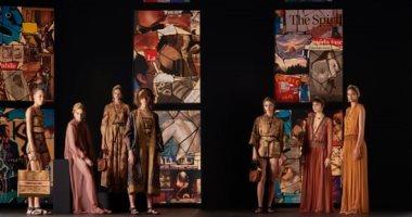 عرض أزياء كريستيان ديور بأسبوع الموضة فى باريس ..استعراضًا للعظمة .. ألبوم صور