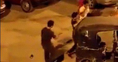ضحية التحرش بمدينة نصر تتعرف على المتهمين الستة وتنهار باكية عند رؤيتهم