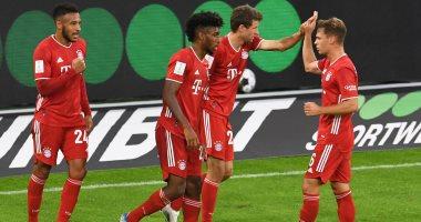 صورة البايرن ضد دورتموند.. هانز فليك يتحدث بعد فوز البافارى بالسوبر الألمانى