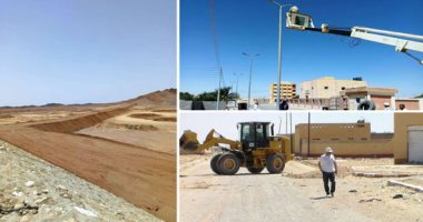 حلم تطوير سيناء يتحول لحقيقة.. مصانع ومدن جديدة وربط إقليم سيناء بباقى المحافظات أبرز تفاصيل مخطط التنمية.. تنفيذ أنفاق ومحاور طرق جديدة ومحطات تحلية مياه لجذب السكان إليها.. ولأول مرة جامعات دولية بالإقليم