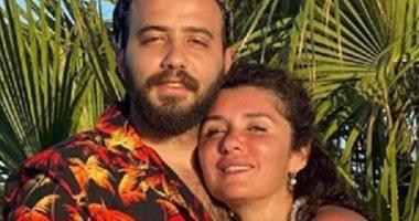 غادة عادل تفاجئ جمهورها بصورة جديدة مع ابنها الأكبر في عيد ميلاده