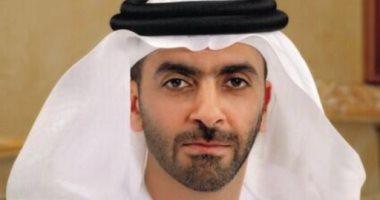 وزير الداخلية الإماراتى يغرد بالصينية لتهنئة الصين بالذكرى الـ71 لليوم الوطنى