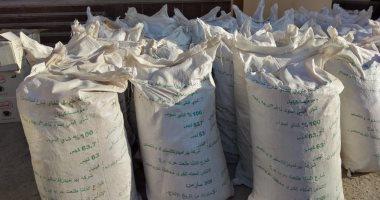 صورة ضبط مصنع لتعبئة الشاى بدون ترخيص بالإسكندرية