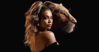 بيونسيه تستعد للجزء الثانى من النسخة الحيه لـ The lion king