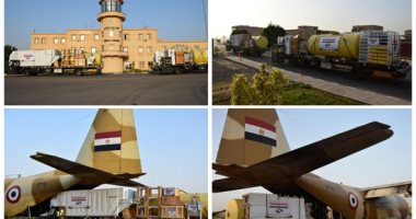 مصر تواصل إرسال خطوط إنتاج الخبز الميدانية للأشقاء فى جمهورية السودان
