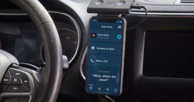 مساعد أمازون يعمل قريبا كشاشة عرض داخل السيارة