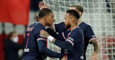 باريس سان جيرمان ضيفا ثقيلا على أنجيه فى الدوري الفرنسي الليلة