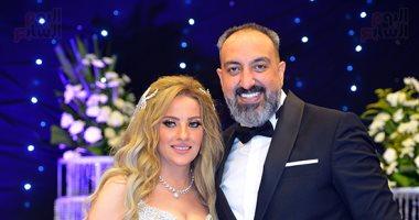 نجوم الفن والغناء فى حفل زفاف الزميل عماد صفوت
