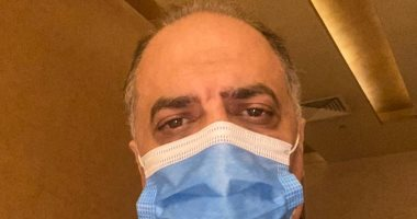رئيس ائتلاف دعم مصر يشارك فى تحدى الكمامة.. ويحذر: التهاون مع كورونا مرفوض
