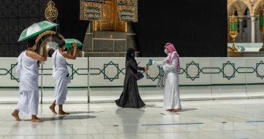 السعودية نيوز |                                              استمرار أعمال تطهير  المسجد النبوي بعد استقبال أفواج المعتمرين.. فيديو وصور