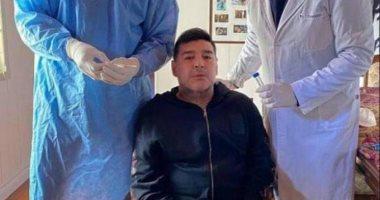 الطب الشرعى يكشف تعاطى مارادونا مادة مخدرة قبل وفاته بساعات