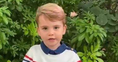 الأمير لويس يتحدث لأول مرة خلال مشاركته بمسابقة عالم بيئة فيديو