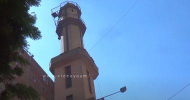 مسجد صالح العبد صلى فيه السادات قبل الحرب بيوم واشتهر باسمه