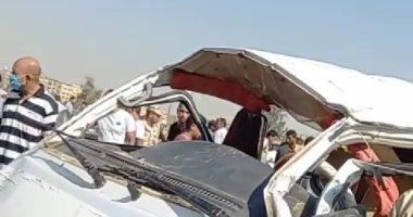 صورة نيابة الجيزة تطلب الاستعلام عن الحالة الصحية لـ أميني شرطة أصيبا بحادث تصادم