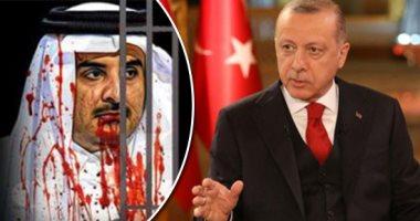 الخيانة بدم تميم.. أبواق الدوحة تطلق حملة لدعم أردوغان بعد مقاطعة المنتج التركى