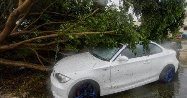 إجلاء 7000 شخص فى المكسيك بعد هدم منازلهم بسبب اعصار دلتا.. صور