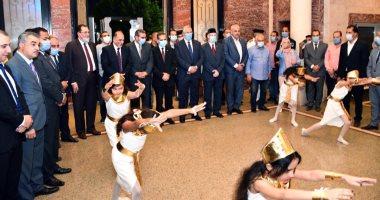 وزير الزراعة ومحافظ الغربية يشهدان حفلا فنيا احتفالا بالعيد القومى.. صور