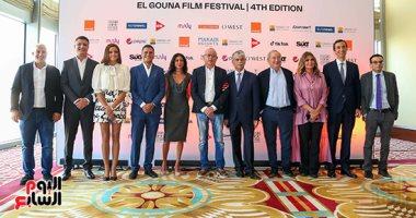 """انطلاق مهرجان الجونة السينمائى تحت شعار """"الإنسان والحلم"""" اليوم"""