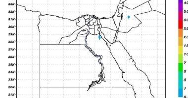 توقعات مركز التنبؤ بوزارة الرى لحالة الطقس بمحافظات الجمهورية حتى السبت
