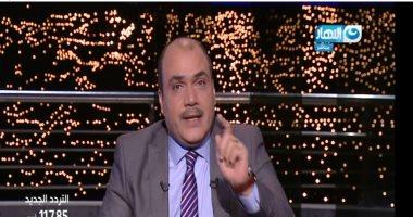 محمد الباز يرد على أكاذيب عناصر الإخوان لتشويه مجلس الشيوخ وأعضائه