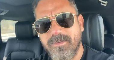 أمير كرارة يوجه رسالة إلى زوجته وأولاده وجمهوره فى عيد ميلاده.. فيديو
