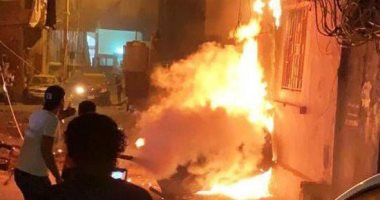 لبنان يبكى من جديد.. انفجار خزان مازوت بعد 60 يوما من تفجير مرفأ بيروت (فيديو)