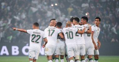 محرز وبونجاح يقودان تشكيل الجزائر ضد زيمبابوي في تصفيات أمم أفريقيا