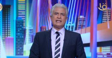 """""""عدينا المرحلة الحرجة"""".. عوض تاج الدين يكشف عن تحسن حالة الإعلامى وائل الإبراشى"""