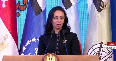 """""""ملحمة فى عشق مصر"""".. مايا مرسى توضح لـ إكستر نيوز دور المرأة المصرية عبر التاريخ"""