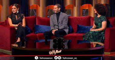 أمينة خليل: أكره الأرانب وأخاف منهم.. ومحمد فراج يؤكد حبه لجميع الحيوانات