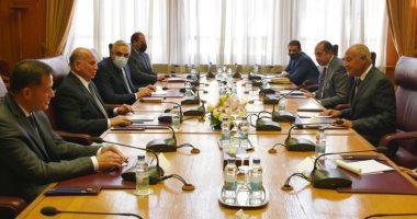 أبو الغيط يستقبل وزير خارجية العراق ويشيد بدعم بغداد للجامعة العربية