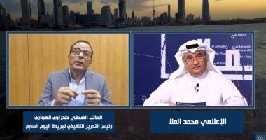 دندراوى الهوارى: أعداء القاهرة لا يدركون أن الشعب المصرى جيش خلقت له دولة