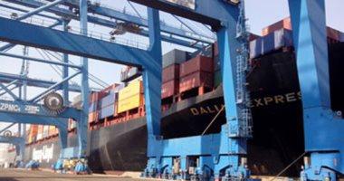 تداول 147580 طنا و 3941 حاوية و 9837 شاحنة عامة بميناء الإسكندرية