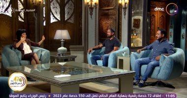 أمير كرارة: مشهد استشهاد المنسى كان صعب أوى.. وبيتر ميمى: تصوير الحلقة 28 استغرق 9 أيام