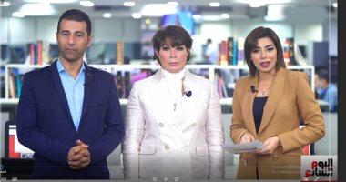 """نجوى إبراهيم تشيد بتجربة """"تليفزيون اليوم السابع"""".. وتؤكد: مستقبل الإعلام الحديث.. فيديو"""
