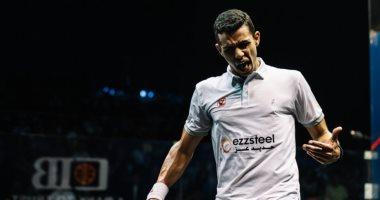 انسحاب مصطفى عسل وزاهد سالم من البطولة الدولية للإسكواش بعد مخالطة مصاب بكورونا