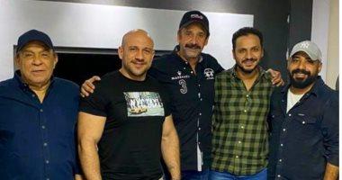 """بيتر ميمى مع كريم عبد العزيز و أحمد مكى: """"منتخب العالم فى الاختيار 2"""""""