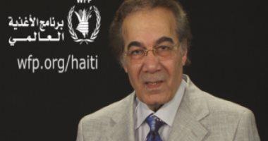 تعرف على تاريخ محمود ياسين في دعم اللاجئين وضحايا الأزمات.. صور