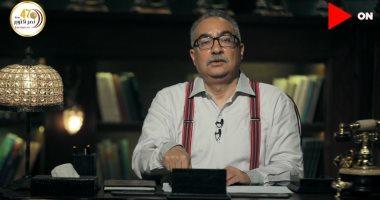 إبراهيم عيسى يكشف السبب الحقيقى لمحاولة الإخوان اغتيال جمال عبد الناصر