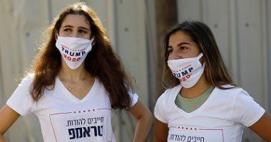 السباق نحو البيت الأبيض يصل لشوارع تل أبيب.. ألبوم صور