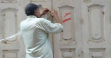 حملة لإغلاق سناتر الدروس الخصوصية فى فارسكور بدمياط.. صور