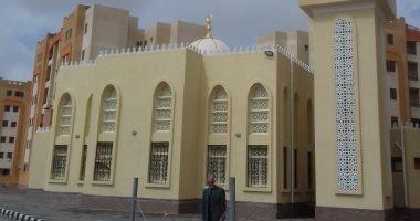 """أوقاف القليوبية"""" تفتتح مسجد أم المؤمنين في العبور بـ3.5 مليون جنيه اليوم"""