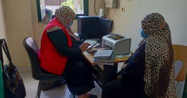 1.3 مليون سيدة بالشرقية يستفيدن من مبادرة دعم صحة المرأة.. صور