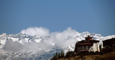 دراسة: الأمطار تحرك الجبال وتؤدى إلى تآكل المناظر الطبيعية